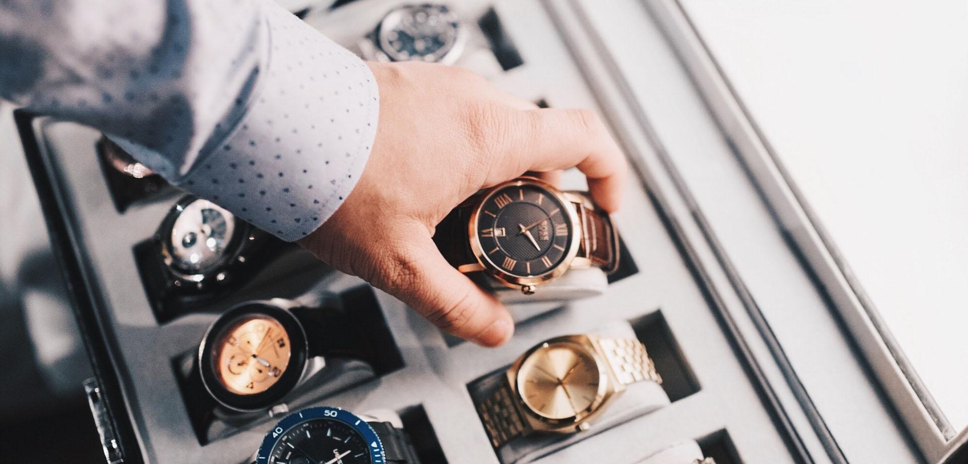Welches ist die richtige Uhr für den Mann?
